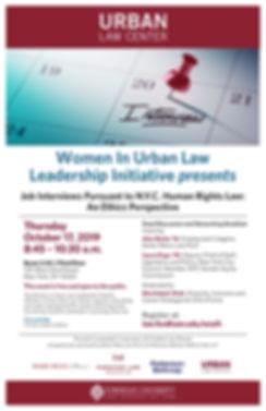 Women's Leader Institute-Ethics 11x17 v1