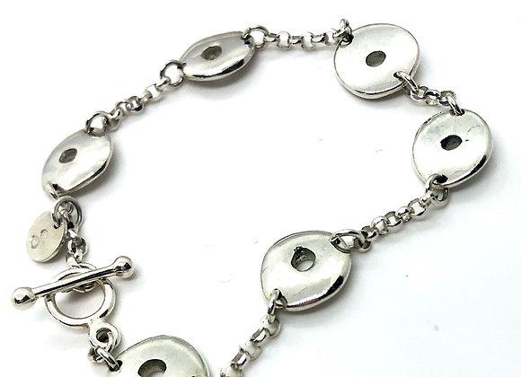 """Bracelet """"Œillets"""""""