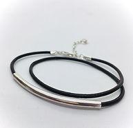 Bracelet-cuir-Tube-ISSAbyIsabelleSalvado