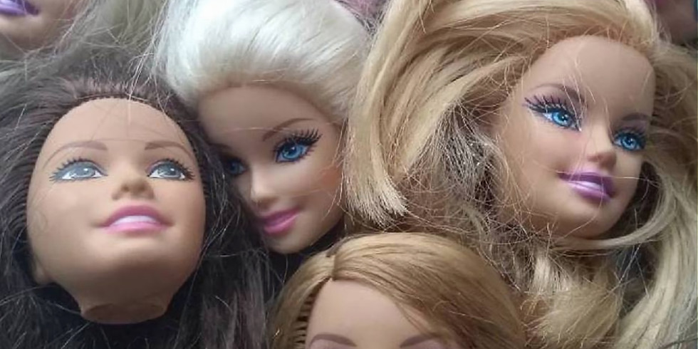 Barbies that Were and Never Were