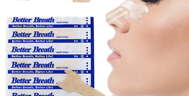 Better Breath - Nasal Strips