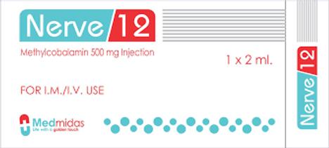 NERVE-12 INJ 2ML