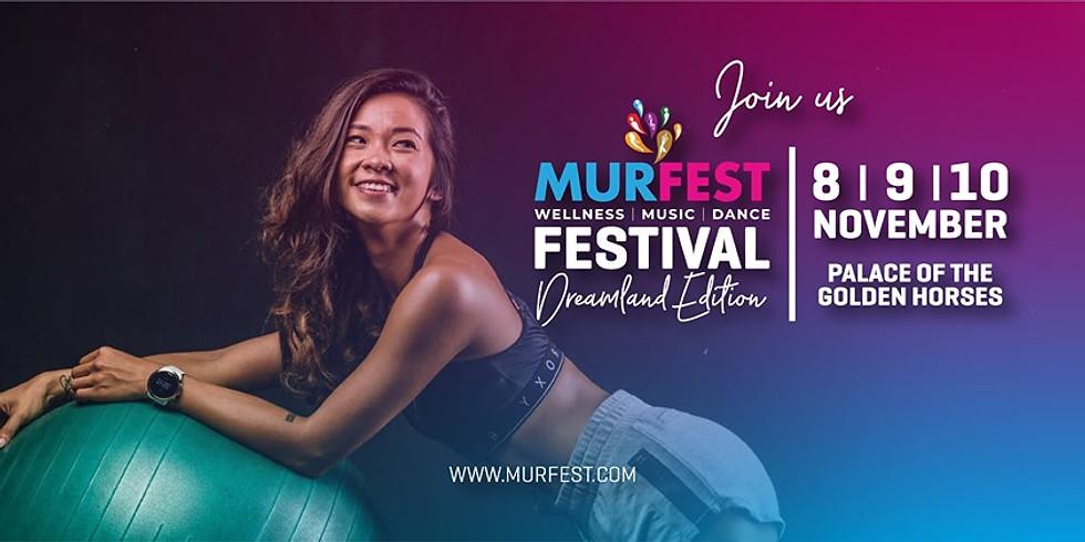 MURFEST 2019 | Asia's Premier Wellness Festival • Nov. 8-10