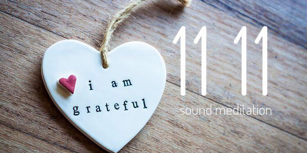 Gratitude Invocation Night: Path to Love, Joy & Contentment