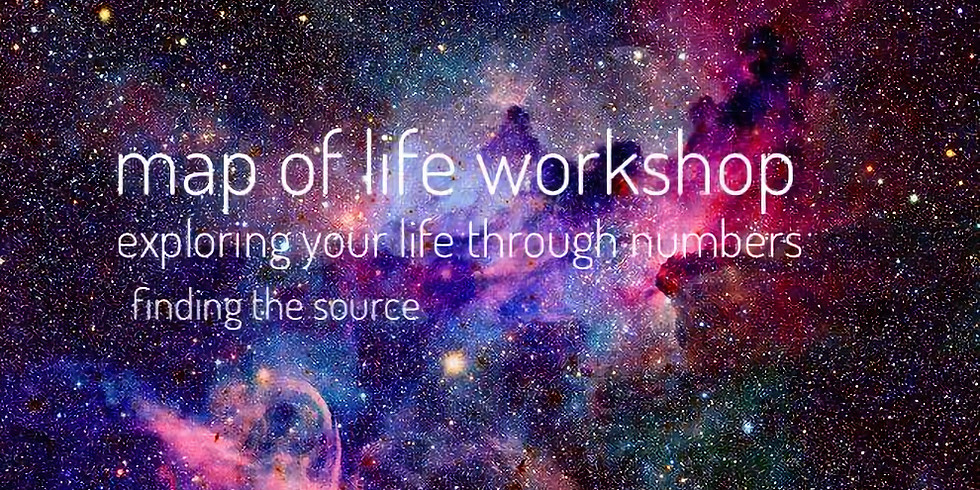 Workshop: The Map of Life by Liz Chin Robert