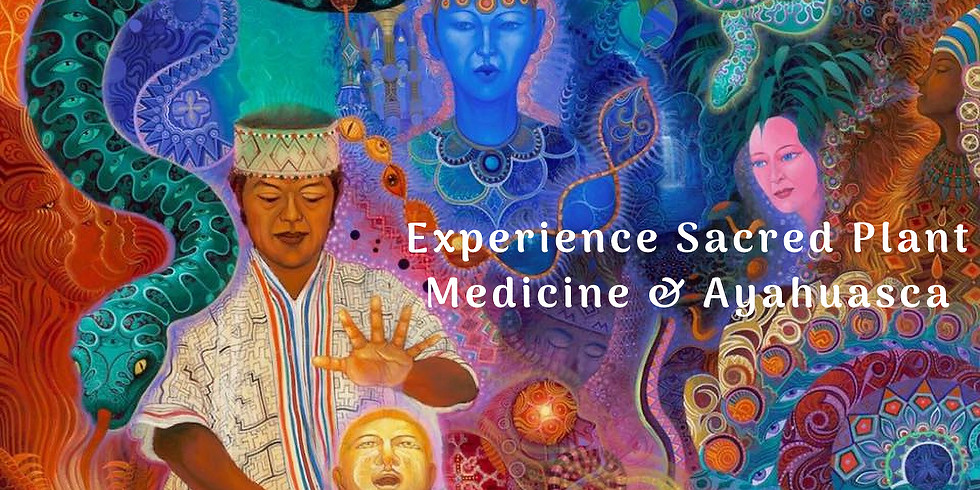 Overview Talk: Experience of Sacred Plant Medicine & Ayahuasca