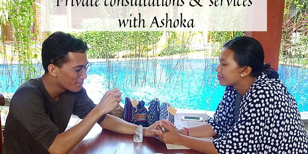 Ashoka's Private Consultations & Services