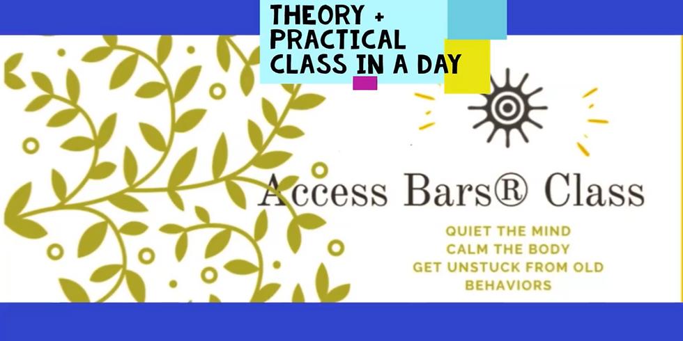 Practical Class: Access Consciousness: Bars with Jurina