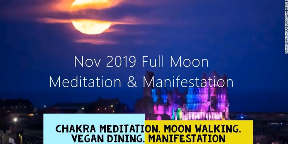 Pournami Manifestation & Healing Meditation-Dr Rajes & Selvi