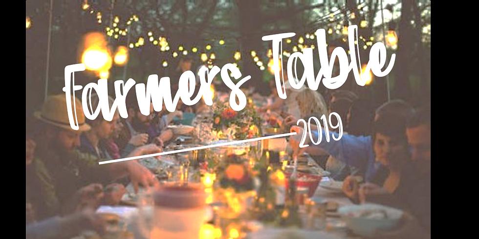 Farmers Table 2019