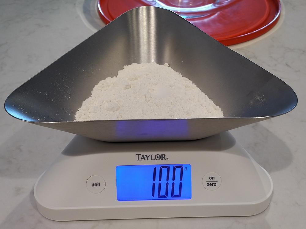 100g Tipo 00 Flour