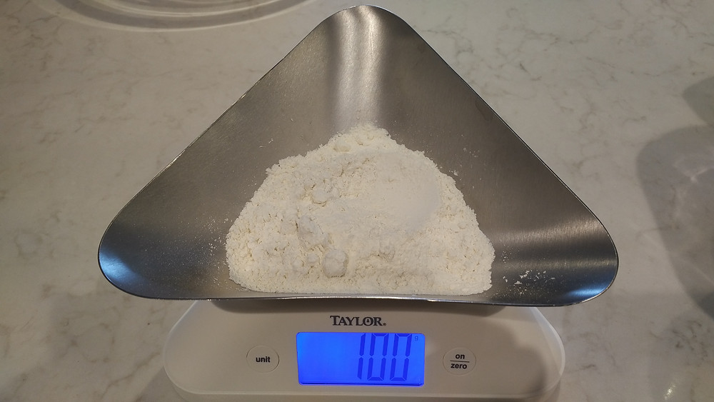 100g bread flour