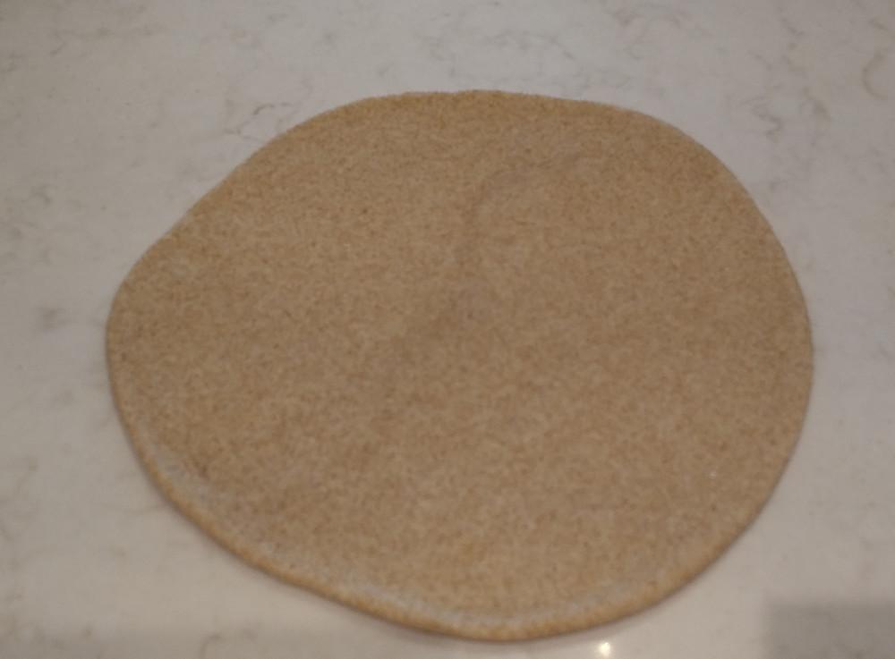 Third dough disc