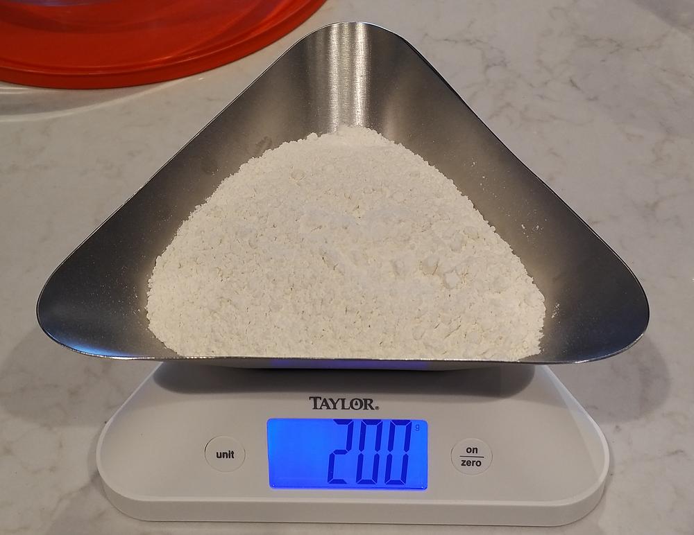200g typo 00 flour