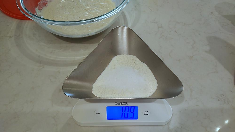 9g of salt