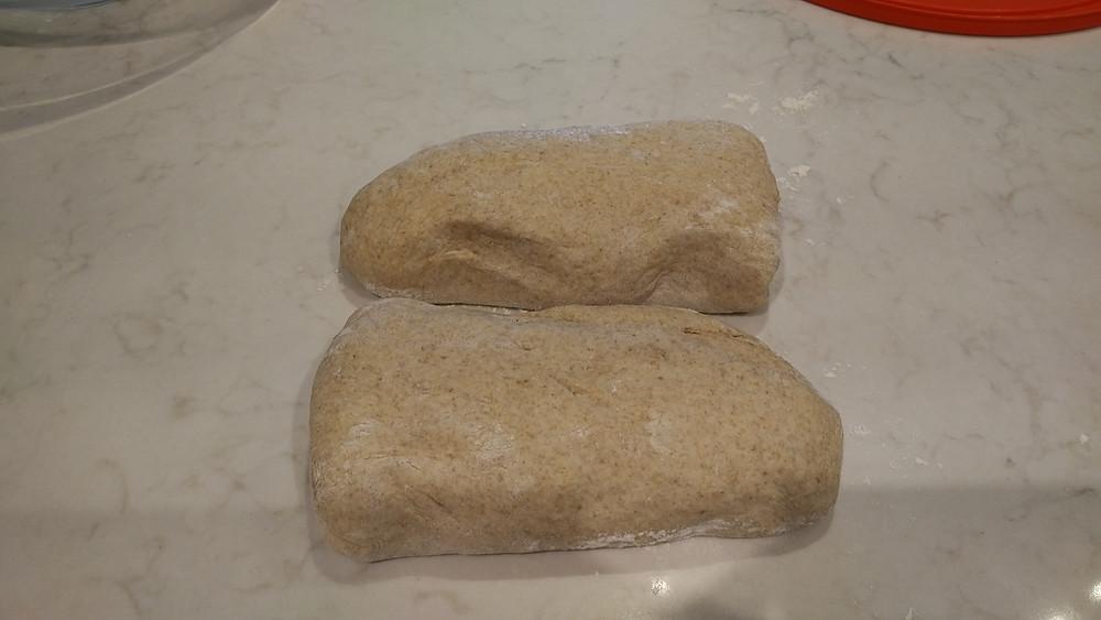Two logs