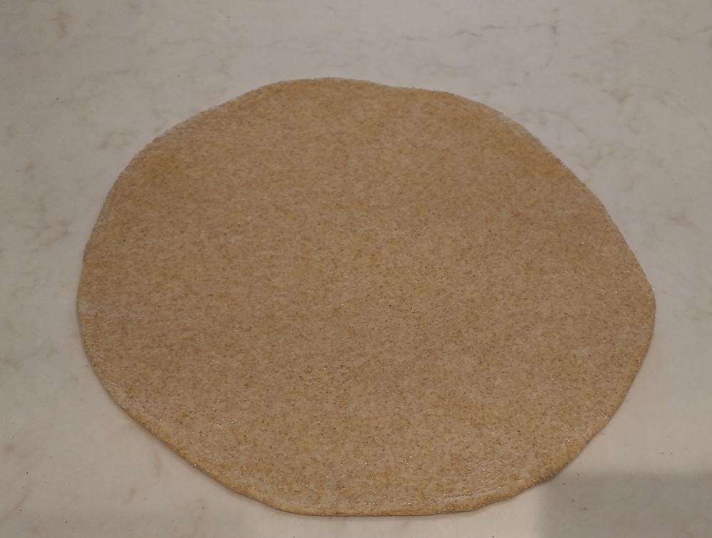 Sixth dough disc