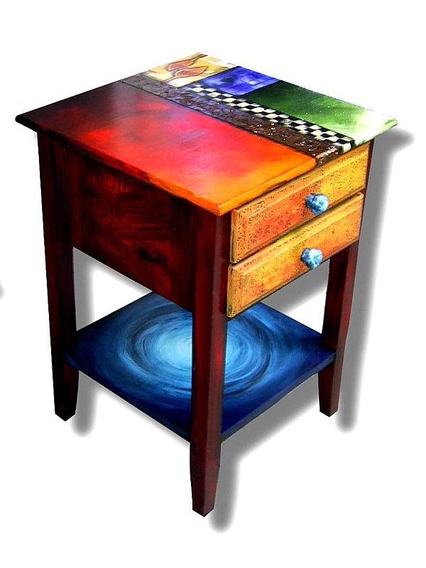 hand painted furnitureStudio 78  furniture  handpainted furniture  custom furniture