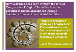 The Whole in the Broken