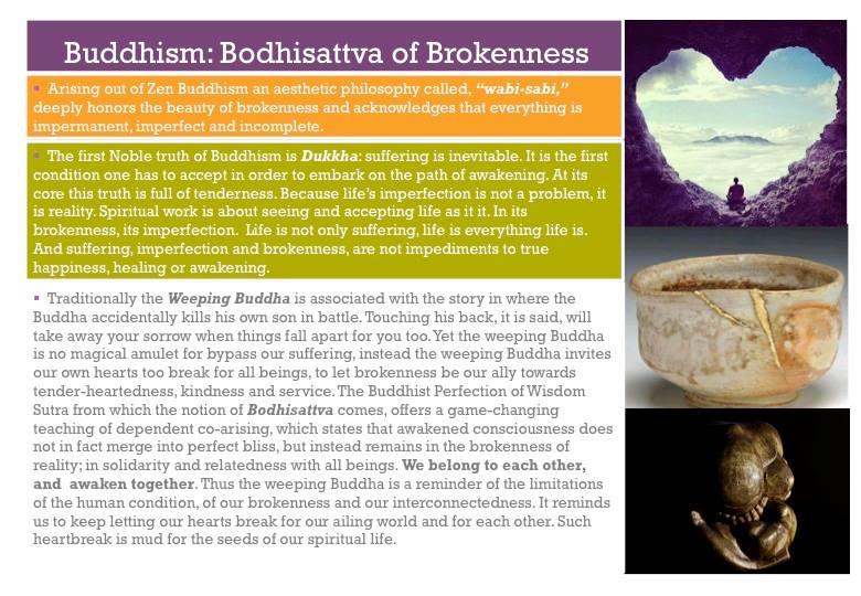 Bodhisattva of Brokenness