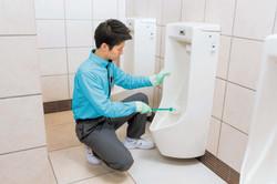 トイレ・化粧室クリーニング