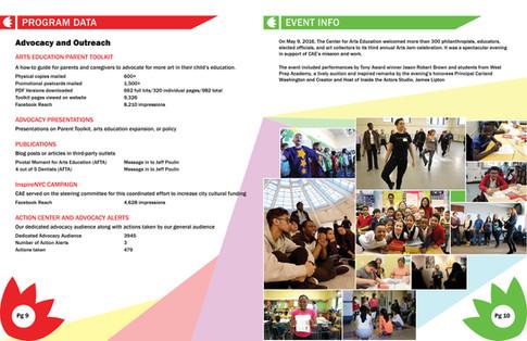 CAE Annual Report 2