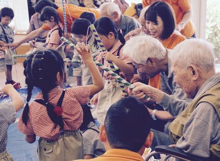 最高の笑顔 花高幼稚園