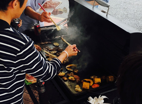 BBQ in きらら