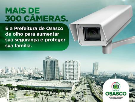 Câmeras de Segurança em Osasco