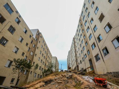 Construtora retoma obras do Residencial Vilaggio Ambuitá