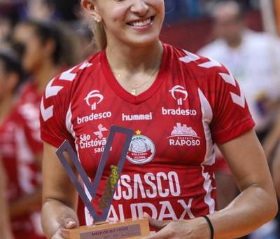 Saque faz a diferença e Osasco conquista a quinta vitória consecutiva na Superliga 2019/20