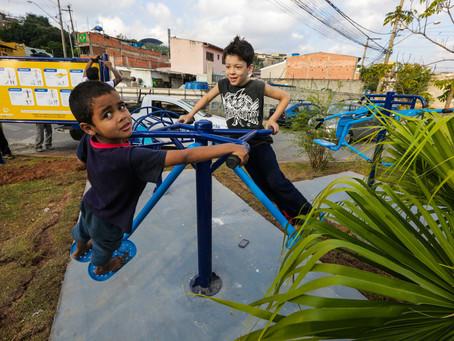 Prefeitura de Itapevi irá instalar 13 academias ao ar livre na cidade