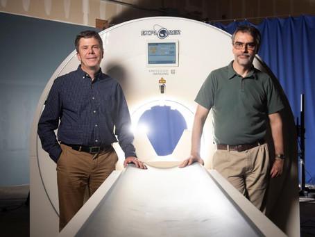 Investigadores apresentam scanner que faz mapa 3D do corpo humano em segundos