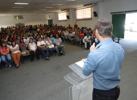 Secretaria de Saúde faz megaoperação de combate à dengue