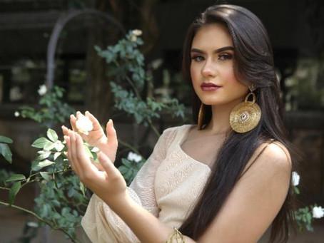 Miss São Paulo Globo, Karen Gentil, é de Osasco e concorre ao título brasileiro em dezembro
