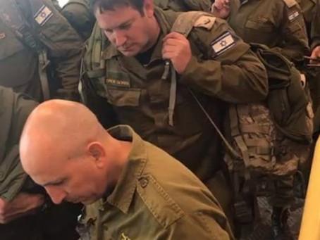 Israel envia soldados para ajudar em Brumadinho-MG