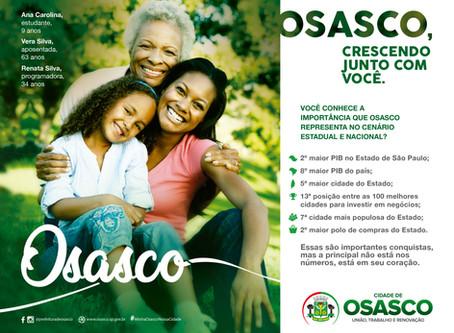Você conhece a importância que Osasco representa no cenário Estadual e Nacional?