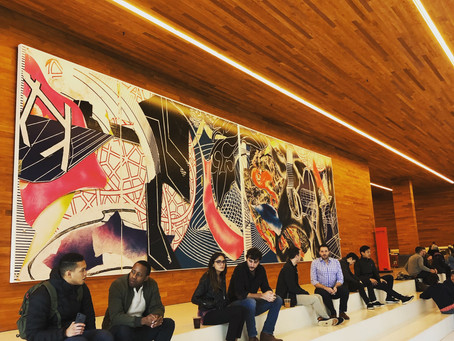 Digital Downtown: catch the artful show