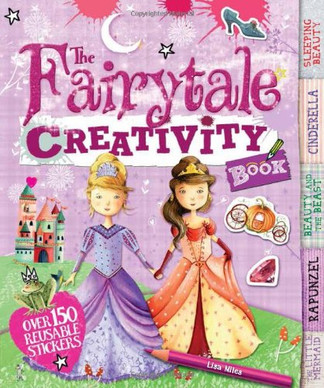 The Fairytale Creativity Book