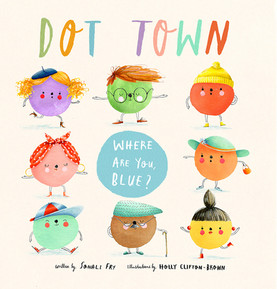 Dot Town, Where are you Blue?
