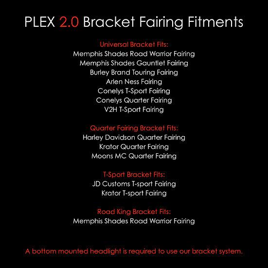 Plex 2.0 Mounting Bracket