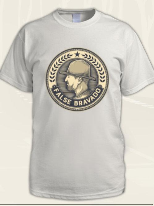 Darren Powers (FALSE BRAVADO) t-shirts