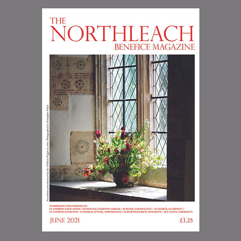Northleach Benefice Magazine - Local Delivery within Benefice