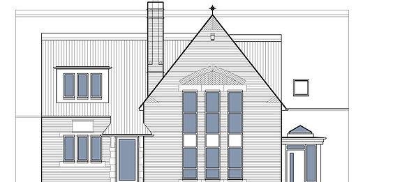 AHP Architects & Surveyors Ltd Sevenoaks Lichfield Seely Developments Former St John's School, Tunbridge Wells