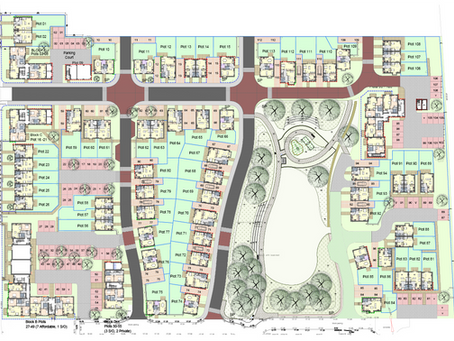 Progress for Bellway Homes