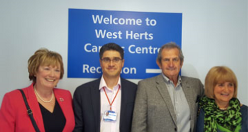 ahp architects & surveyors ltd west herts cardiac centre