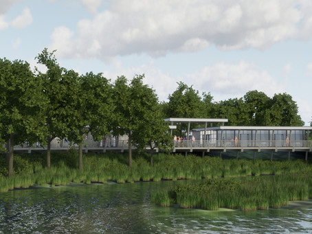 RIBA competition - Wellbeing and Nature Centre