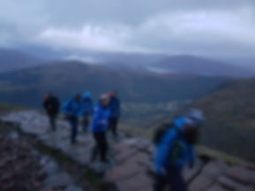 Three Peaks Challenge AHP Archiects & Surveyos Ltd