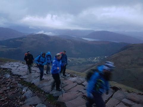 Three Peaks Challenge AHP Archiects & Surveyos Ltd