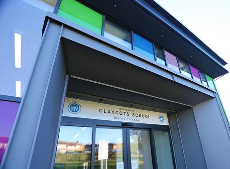 claycots school, ahp architects & surveyors ltd